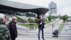 Fortis Green / Bund Deutscher Architekten / Architekturphilosophische Spaziergänge / Veranstaltungsdokumentation