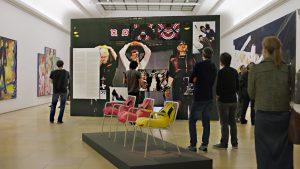 Fortis Green / Geniale Dilletanten / Haus der Kunst / Ausstellungsfilm