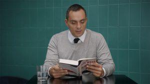 "Fortis Green / Heyne Verlag / David Pfeifer ""Rote Wand"" / Lesung"