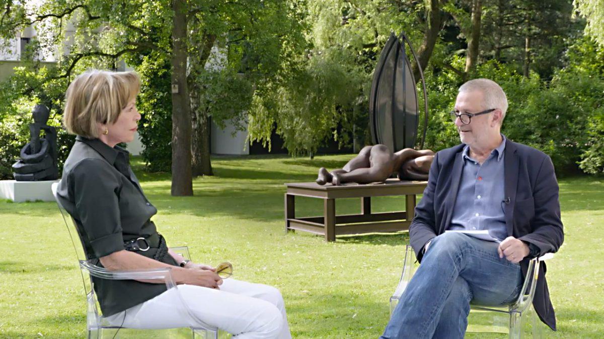 Interview – Ingvild Goetz und Ulrich Wilmes