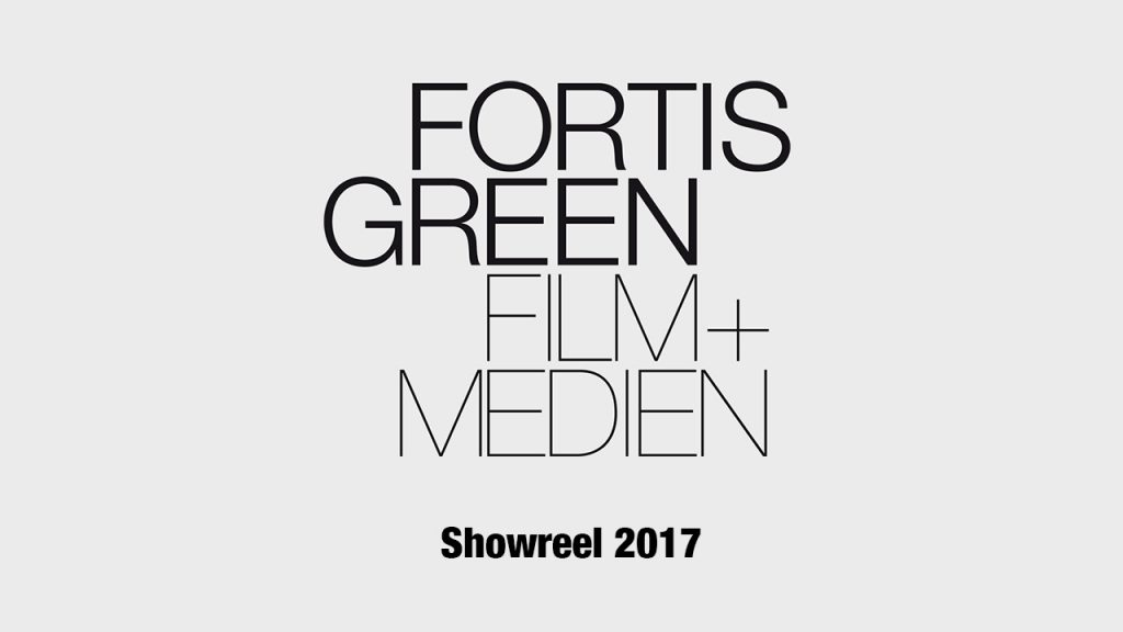 Fortis Green / Showreel 2017