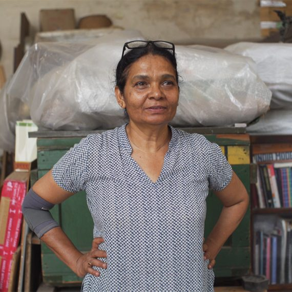 Sheela Gowda: Shedding Light
